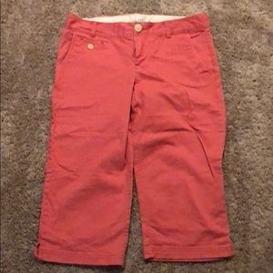 Dockers Capri Pants